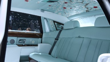 Meet the Rolls-Royce SPA on wheels