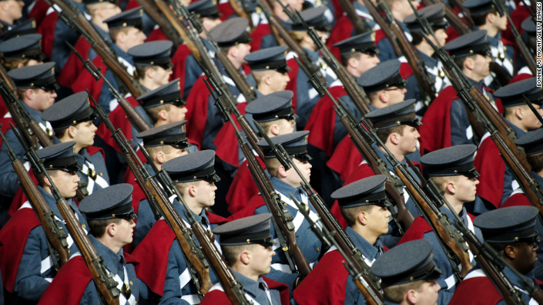 college roi virginia military academy