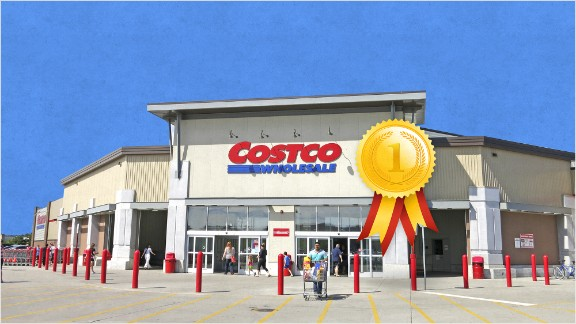 costco best retailer