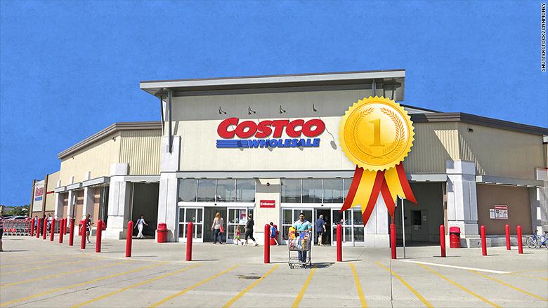 costco best retailer