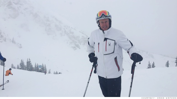 From suits to the slopes: Retiree becomes a ski instructor