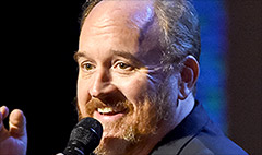 Louis C.K. not laughing over pension fund ruling