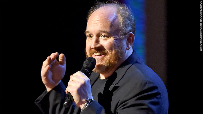 Louis CK 2015 - So they don't see me crying... - YouTube