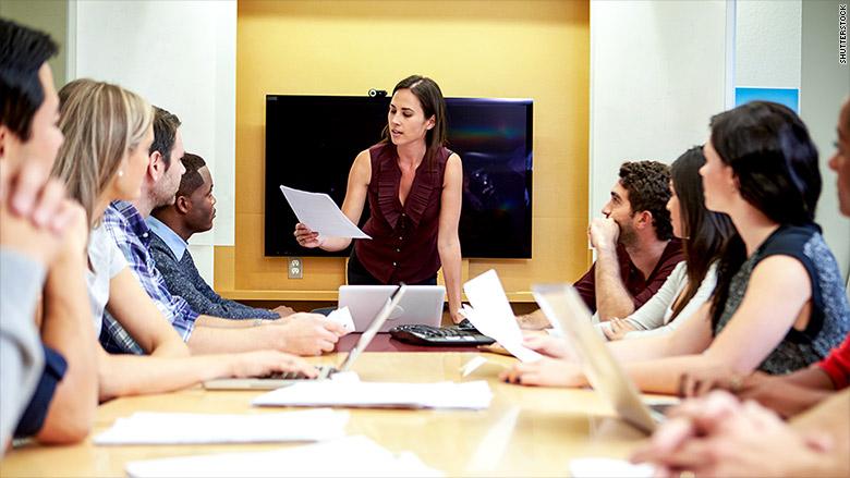 women boardroom