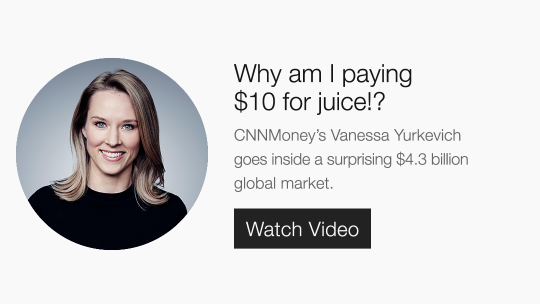 Why am I paying $10 for juice!?