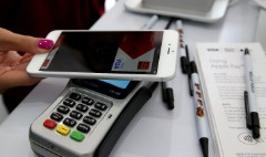 Thieves use stolen credit cards on Apple Pay - report
