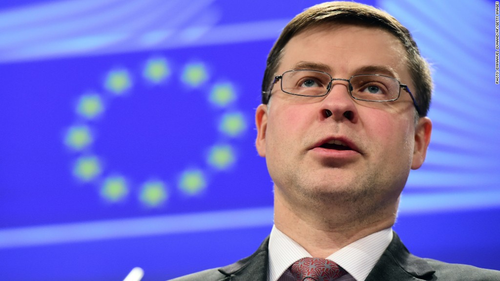 EU Commission VP: Greece may need third bailout