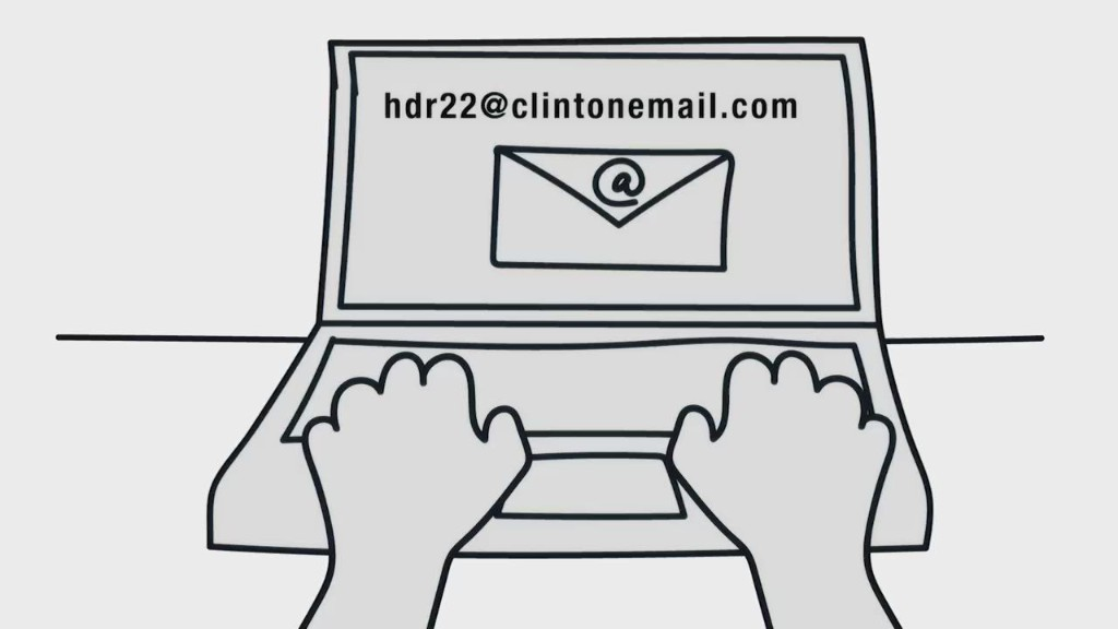 How Hillary Clinton ran an email server