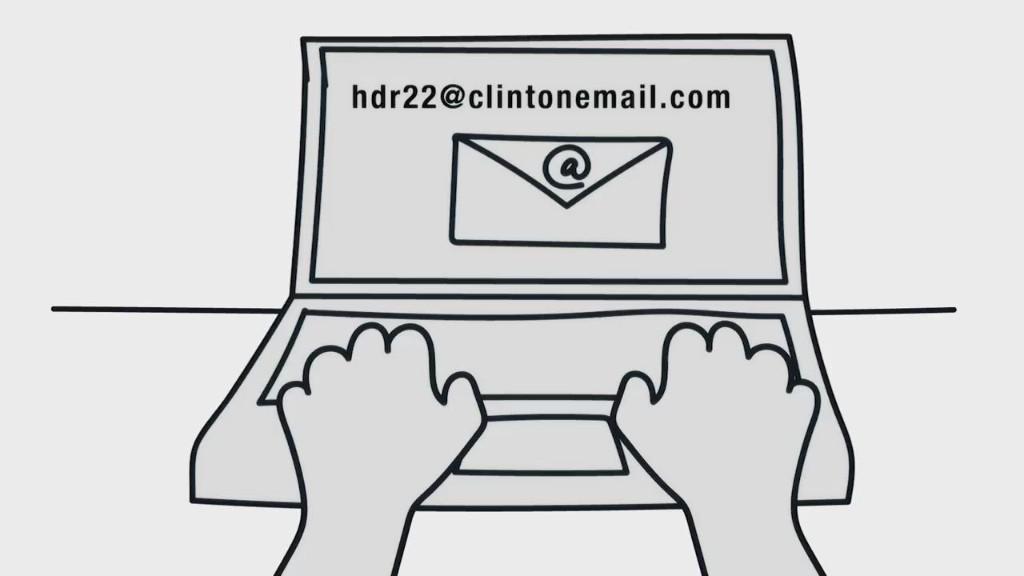 How Hillary Clinton ran an email server