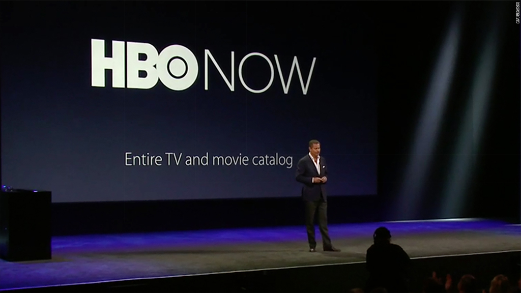 HBO to stream on Apple TV