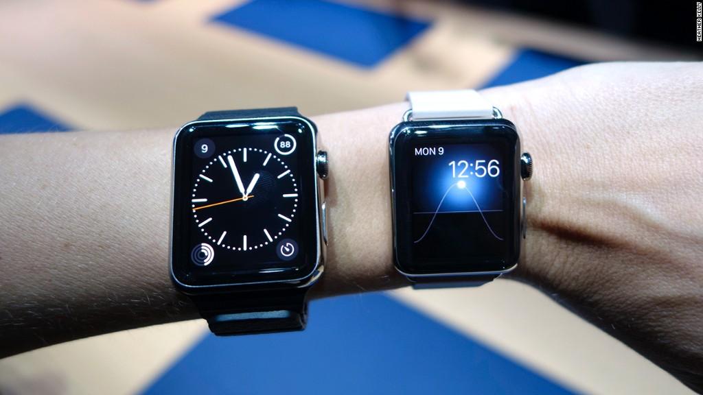 Apple's enviable gain