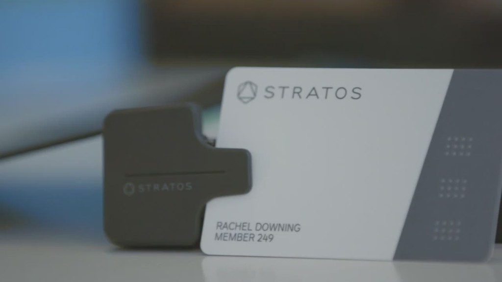 This card wants to replace your wallet