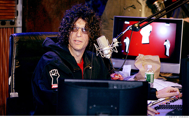 siriusxm and howard stern in a contract dance mar 11