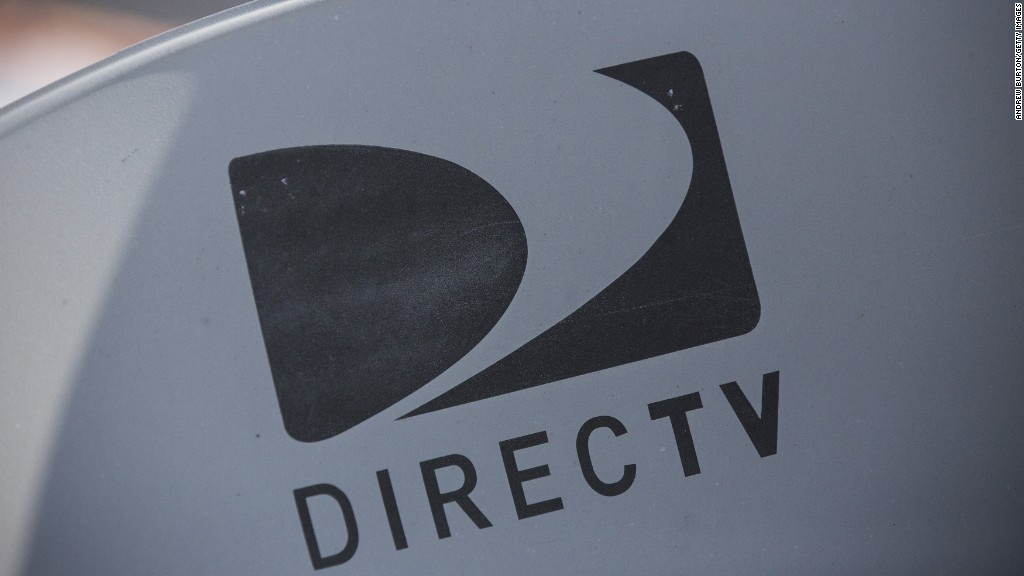DirecTV charged with false advertising | CNN Money