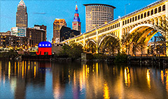 Cleveland's rents soar ahead of Republican convention