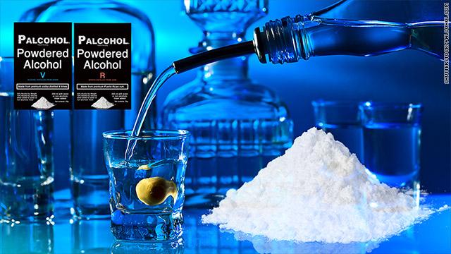 El alcohol en polvo obtiene el visto bueno en Washington