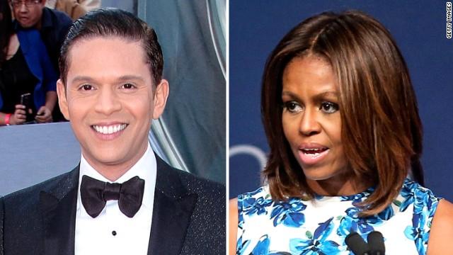 Univisión despide a Rodner Figueroa por insultar a Michelle Obama