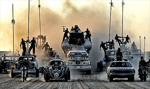 The money of 'Mad Max'
