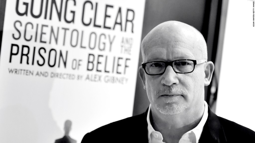 Scientology's media war against new documentary