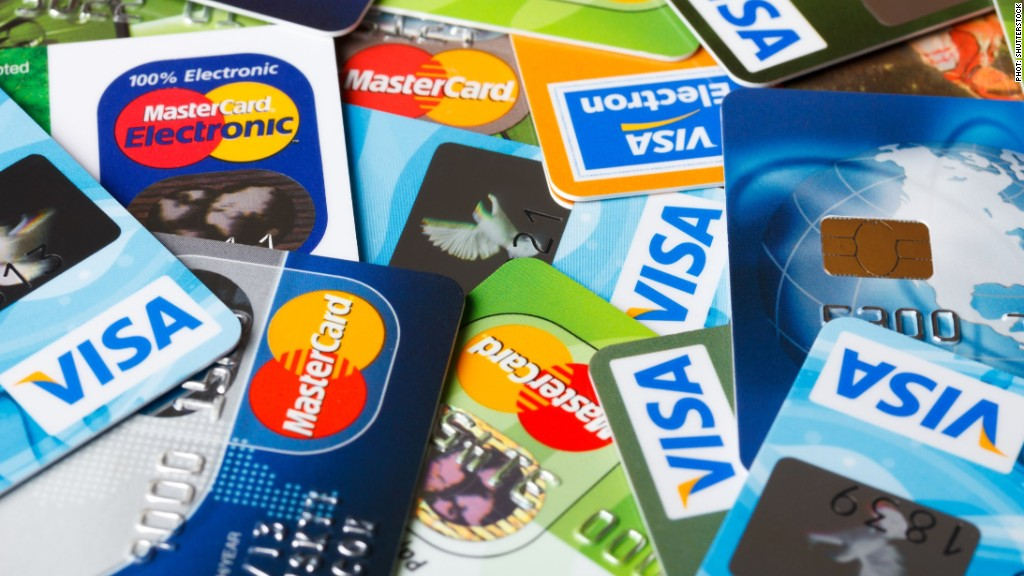 10 huge credit card mistakes
