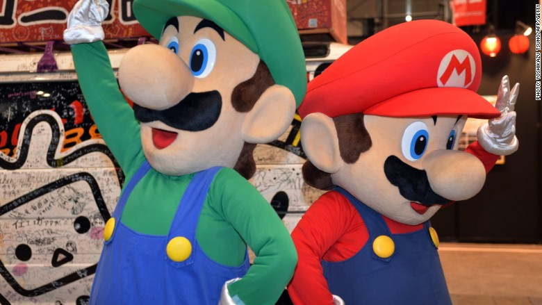 Mario on your smartphone won't be what you think