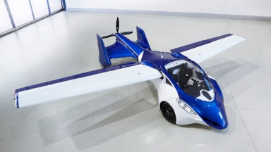 You can own a flying car by 2017