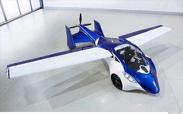 Este auto volador estará listo para despegar en 2017