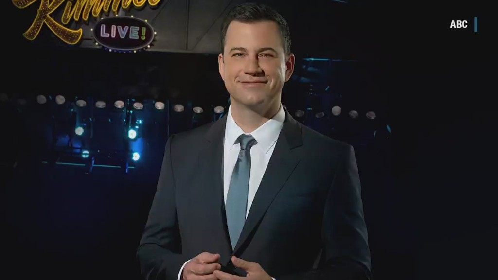 Jimmy Kimmel on future of late night