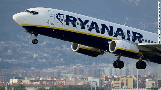 Ryanair may move fleet out of U.K. over Brexit