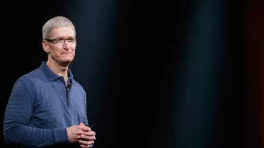 Investors love Tim Cook's Apple