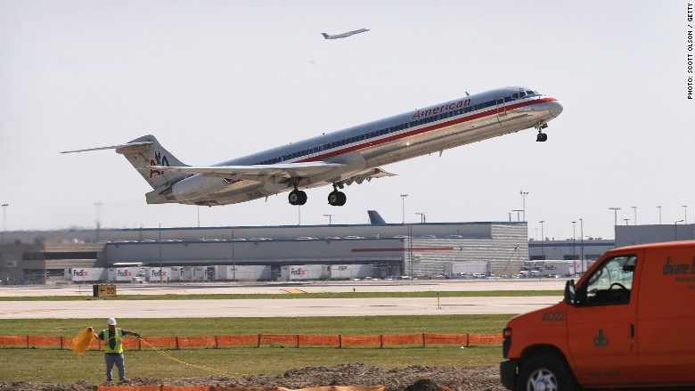 American Airlines 2015