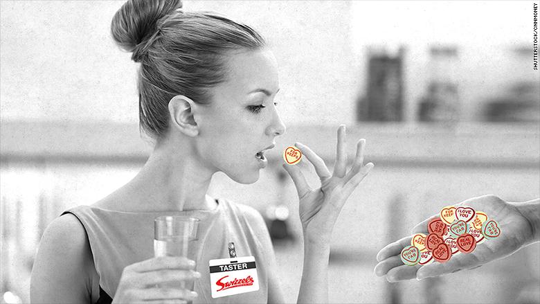 Un azucarado trabajo: una compañía busca a alguien que pruebe sus dulces