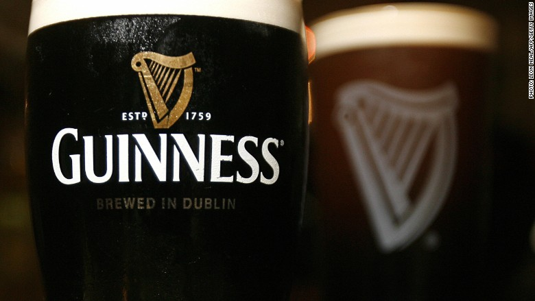 A guinness toast will now come with nutrition labels - Guinness beer images ...