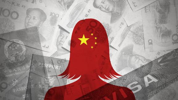 chinese mom fraud