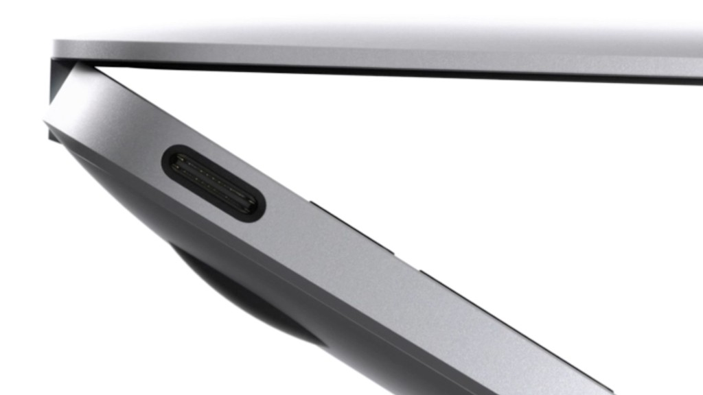 Is Apple crazy for dumping USB ports?