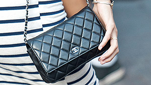 Hong Kong shoppers line up for cheaper Chanel bags