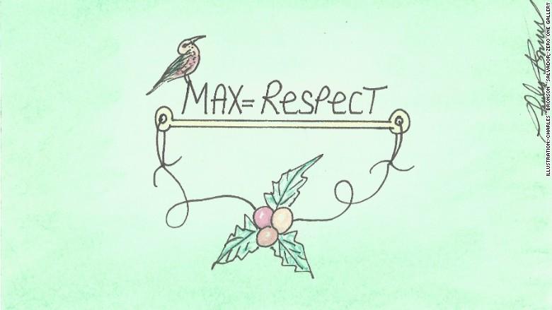 bronson art respect