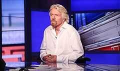 Branson: Virgin might make an electric car