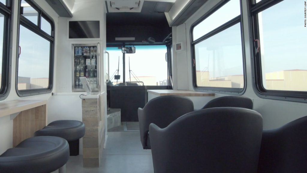 Would you pay $6.00 to ride this bus?