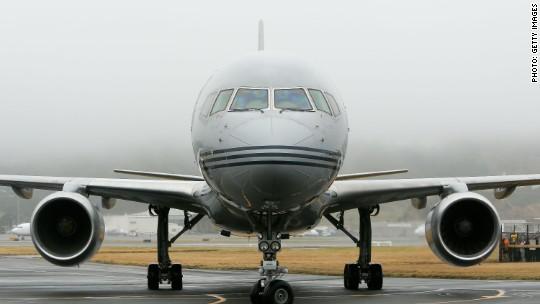 Grab a barf bag! Airline stocks plunge