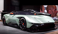 Aston Martin unveils its future