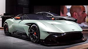Aston Martin unveils its future
