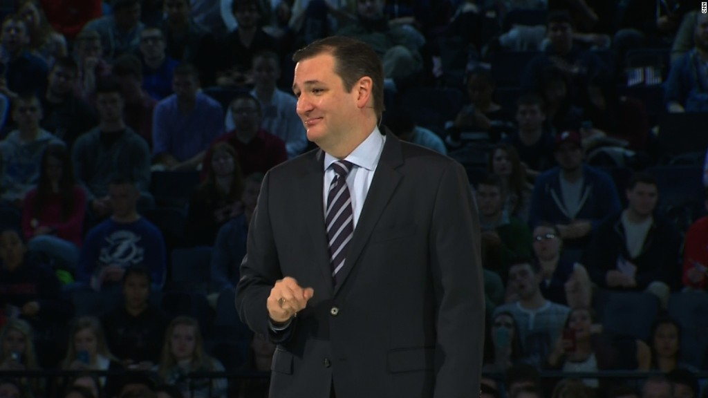 Ted Cruz: 'I am running for president'