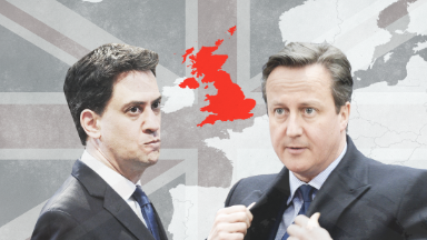 Economy at the heart of U.K. election