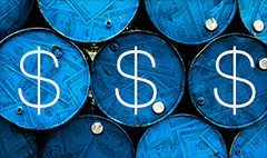 Oil just hit $56 -- its highest price in 2015