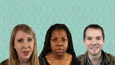 What $100,000 in student debt feels like