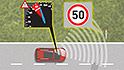 New Ford car automatically obeys speed limits