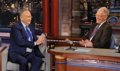 Bill O'Reilly celebrates post-controversy ratings spike