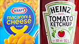 Kraft and Heinz to merge