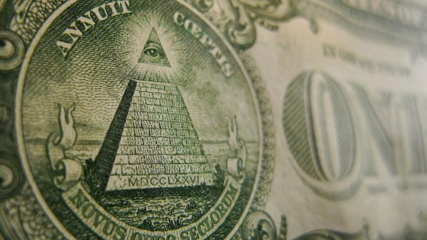 5 stunning stats about the U.S. dollar